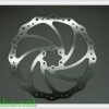ใบดิส Cooma Disc Brake Rotor 203mm 8in Rotor For MTB Bicycle disc brake system