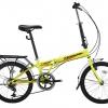 """จักรยาน KEYSTO รุ่น FS2007 ล้อ20"""" เกียร์ 7 SP เฟรมเหล็ก"""