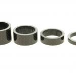 """สเปเซอร์แหวนรองถ้วยคอคาบ้อน CARBON, O.V. 1.1/8"""", 5mm. (ไม่มีโลโก้),CSP05"""