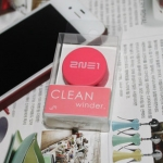 2NE1 ที่ม้วนหูฟัง+ผ้าเช็ด