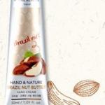 ์Nature Republic Hand Cream :Brazil Nut Butter