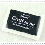Crystal Craft Ink Pad (สีดำ)