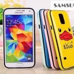 เคสซัมซุง S5 Case Samsung Galaxy S5 ซิลิโคน TPU ลายการ์ตูนน่ารักๆ ลายฮิตๆ โดเรมอน paul frank ironman หุ้มขอบพลาสติกสวยๆ