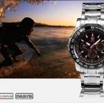 นาฬิกาข้อมือชายแฟชั่น Shank Sport watch SH017