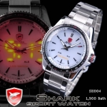 นาฬิกาข้อมือชายแฟชั่น Shank Sport watch SH004