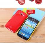 Case Grand Case Samsung Galaxy Grand Duos i9082-i9080 เคสเคสเกาะหลังสีสดๆ เงาๆ สวยๆ มนๆ บางๆ mobile phone sets of piano paint Ice Cream i9080 slim hard shell protective shell
