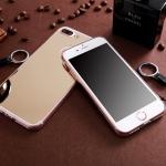 เคส iphone 7 plus พลาสติกเงางามสวยงามมาก ราคาถูก (ไม่รวมสายคล้อง)