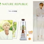 ์Nature Republic Hand Cream :TAO