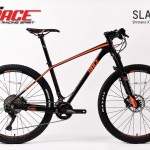 จักรยานเสือภูเขา KAZE Race SLASH ,XT 22speeds เฟรมอลู X7 Superlight 27.5,2017