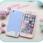 เคส iPhone 6s / iPhone 6 (4.7 นิ้ว) ซิลิโคน TPU สีพาสเทลสุดน่ารัก ราคาถูก