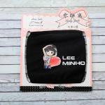 ผ้าปิดปาก Lee Minho