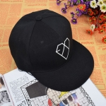 หมวกEXO-K XOXO สีดำ