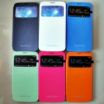 Flip Cover Case S View Galaxy Mega 6.3""