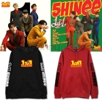 เสื้อฮู้ด (Hoodie) SHINee 1 of 1 (ver.2)