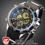 นาฬิกาข้อมือชายแฟชั่น Shank Sport watch SH057
