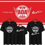 เสื้อยืด (T-Shirt) AOA - Good Luck
