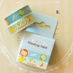Masking Tape Box Set 2 (Dolls)