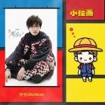 โปสเตอร์แขวนผนัง EXO LUHAN 2016