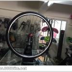 ชุดล้อจักรยานไฮบริด พร้อมยางKENDA รุ่น E-WST700C (หน้าหลัง)