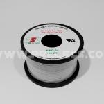 สายไฟTSL #24AWG 100FT(30m) สีขาว