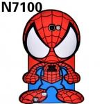 เคสโน๊ต2 case galaxy note 2 เคสซิลิโคน 3D สไปเดอร์แมน เท่ๆ น่ารักๆ Spider-man silicone 3D เคสมือถือราคาถูกขายปลีกขายส่ง