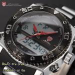 นาฬิกาข้อมือชายแฟชั่น Shank Sport watch SH175