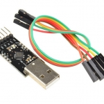 USB2.0 to TTL UART 6PIN Module Serial Converter CP2102 STC