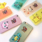 Case iPhone 5s, iPhone 5 ,SE พลาสติกลายการ์ตูนแสนน่ารัก ราคาถูก