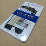 ฟิล์มกระจกขอบสีลายในตัว iPhone 5 -5s สีดำ