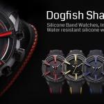 นาฬิกาข้อมือผู้ชาย shark sport watch