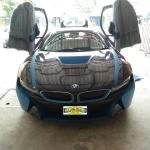 พรมปูพื้นรถยนต์ BMW I8 All New 2016 เข้ารูป