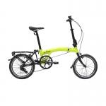 จักรยานพับได้ NEO 201 STAGE FOLDING BIKE ALLOY FRAME 1 SPEED