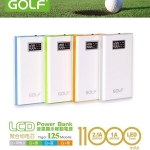 Golf LCD Slim Power Bank 11000 mAh GF-LCD125