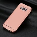 เคส Samsung S8 Plus พลาสติกขอบทองสวยหรูหรามาก ราคาถูก
