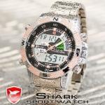 นาฬิกาข้อมือผู้ชาย Shark Sport Watch SH051