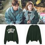 เสื้อแขนยาว (Sweater) LONELY ในซีรี่ย์ Weightlifting Fairy Kim Bok-Joo