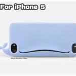 case iphone 5 เคสไอโฟน5 ปลาวาฬมีหางเล็กๆ น่ารักสุดๆ เคสซิลิโคน 3D baby whale Silicone Case