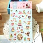 Sweet Macaron Sticker