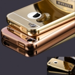 เคส iPhone 6/6s รุ่น Aluminium Hybrid Mirror Back (เคสฝาหลังเงา)