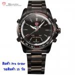 นาฬิกาข้อมือชายแฟชั่น Shank Sport watch SH001