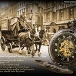 นาฬิกาพ็อกเก็ต Vintage KS Classic