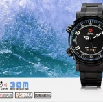 นาฬิกาข้อมือชาย Shark Sport Watch SH064