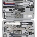 ชุดเครื่องมือซ่อมจักรยาน IcetoolZ Pronto tool kit ชุดใหญ่ กล่องเทา,82A5