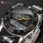 นาฬิกาข้อมือชายแฟชั่น Shank Sport watch SH173