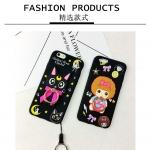 เคส iPhone 6 / 6s ซิลิโคนเคสแบบนิ่ม Soft case ลายการ์ตูนน่ารักมากๆ พร้อมแหวนสำหรับตั้ง ราคาถูก (ไม่รวมสายคล้อง)