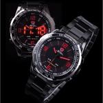 นาฬิกาข้อมือชายแฟชั่น Shank Sport watch SH007