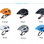 หมวกกันน็อคจักรยาน MOON HELMET รุ่น HB3-5 (Inmold)