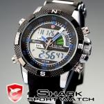นาฬิกาข้อมือผู้ชาย Shark Sport Watch SH044