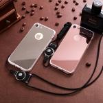 เคส iphone 7 พลาสติกเงางามสวยงามมาก ราคาถูก (ไม่รวมสายคล้อง)