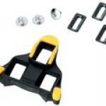 คลิ๊ปติดพื้นรองเท้า Cleat Sets บันใดเสือหมอบ รุ่น SM-SH11, สีเหลือง.(คลีท)